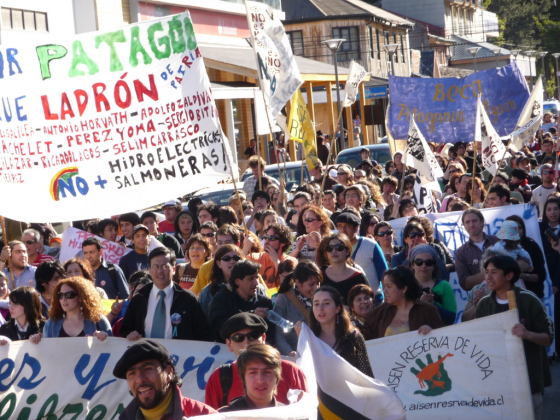 patagonia-protesta